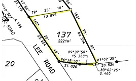 Lot 137,  Lee Road, Pender Harbour Egmont, BC, V0N 1S1