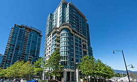 807-499 Broughton Street, Vancouver, BC, V6G 3K1
