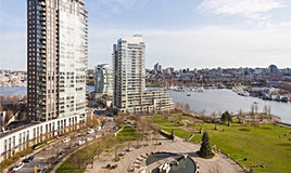 2806-583 Beach Crescent, Vancouver, BC, V6Z 3E6