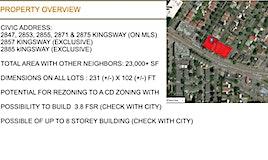 2855 Kingsway, Vancouver, BC, V5R 5J1
