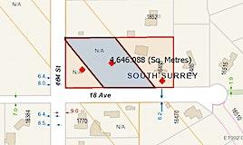16453 18 Avenue, Surrey, BC, V3S 9N2