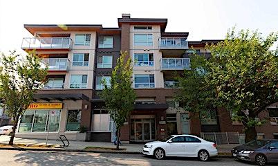 201-2888 E 2nd Avenue, Vancouver, BC, V5M 1E3