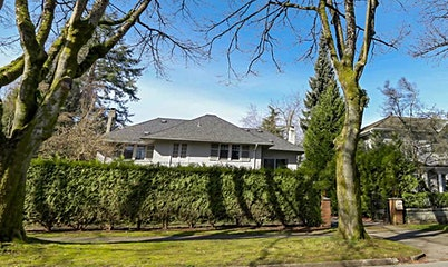 4625 Connaught Drive, Vancouver, BC, V6J 4E3