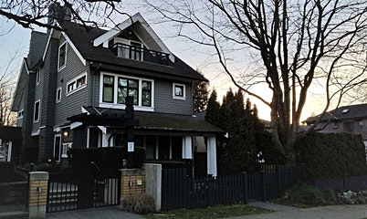 2918 W 33rd Avenue, Vancouver, BC, V6N 2G5
