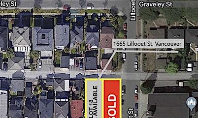 1665 Lillooet Street, Vancouver, BC, V5K 4H7