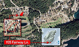 935 Fairway Lane, Bowen Island, BC, V0N 1G2