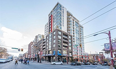 1003-188 Keefer Street, Vancouver, BC, V6A 0E3