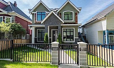 3582 Franklin Street, Vancouver, BC, V5K 1Y5