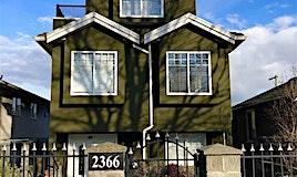 2366 Nanaimo Street, Vancouver, BC, V5N 5E3