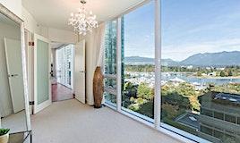 1001-1277 Melville Street, Vancouver, BC, V6E 0A4