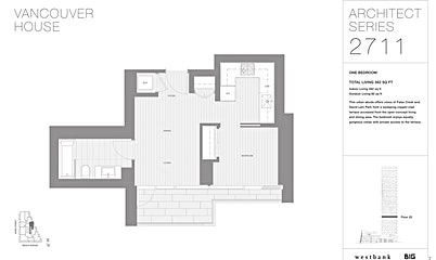 2711-1480 Howe Street, Vancouver, BC, V6Z 1R8