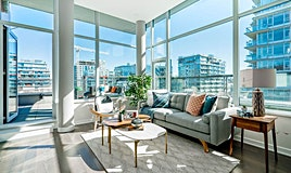 806-123 W 1st Avenue, Vancouver, BC, V5Y 0E2