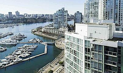 2006-1077 Marinaside Crescent, Vancouver, BC, V6Z 2Z5