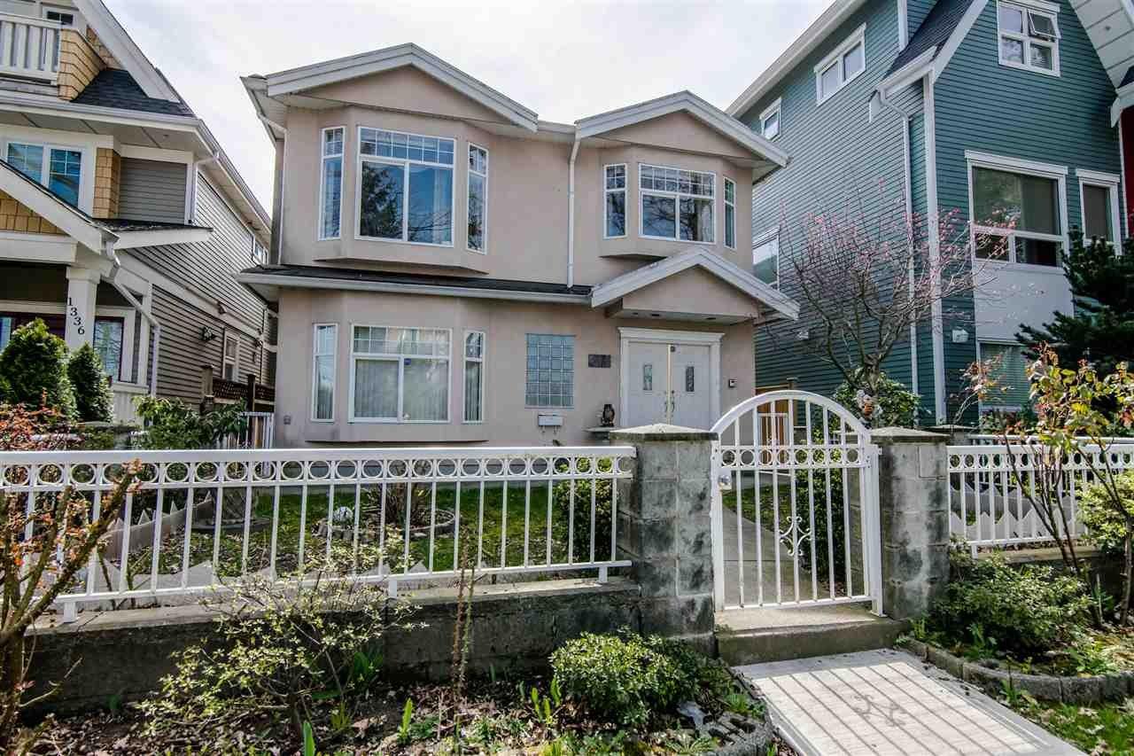 1330 E 23rd Avenue, Vancouver, BC, V5V 1Z2