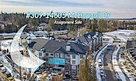 309-14605 Mcdougall Drive, Surrey, BC