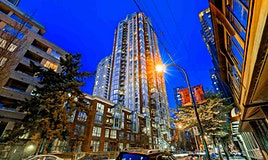 3604-939 Homer Street, Vancouver, BC, V6B 2W6