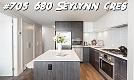 705-680 Seylynn Crescent, North Vancouver, BC, V7J 0B5