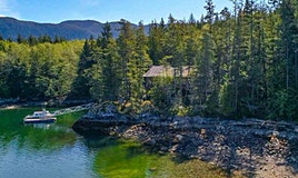 Lot 39-HARDY Island, Kelsey Bay/Sayward, BC