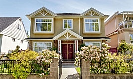 3494 Dieppe Drive, Vancouver, BC, V5M 4C7