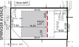 LT 1-1610 Springer Avenue, Burnaby, BC, V5B 3M3