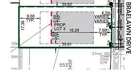 LOT 3-1610 Springer Avenue, Burnaby, BC, V5B 3M3