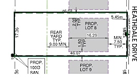 LOT 8-1610 Springer Avenue, Burnaby, BC, V5B 3M3