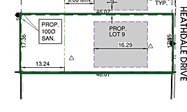LOT 9-1610 Springer Avenue, Burnaby, BC, V5B 3M3