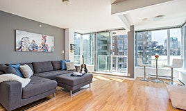 1103-550 Taylor Street, Vancouver, BC, V6B 1R1