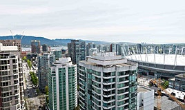 3301-909 Mainland Street, Vancouver, BC, V6B 1S3
