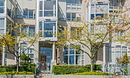 116-1228 Marinaside Crescent, Vancouver, BC, V6Z 2W4