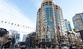 1002-488 Helmcken Street, Vancouver, BC, V6B 6E4