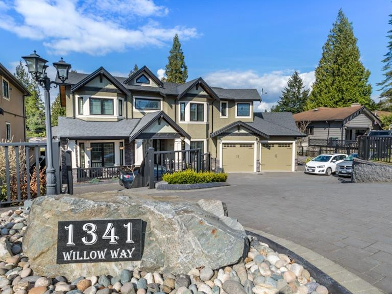 Stupendous 1341 Willow Way Coquitlam Bc House For Sale Rew Complete Home Design Collection Barbaintelli Responsecom