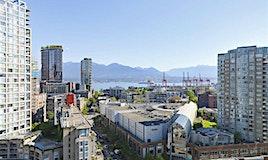 2101-689 Abbott Street, Vancouver, BC, V6B 0J2