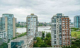 1801-1201 Marinaside Crescent, Vancouver, BC, V6Z 2V2