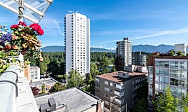 1001-1967 Barclay Street, Vancouver, BC, V6G 1L1