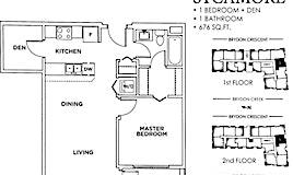 110-5485 Brydon Avenue, Langley, BC, V3A 4A3
