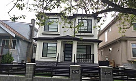 4782 Bruce Street, Vancouver, BC, V5N 3Z6