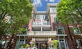411-2628 Yew Street, Vancouver, BC, V6K 4T4