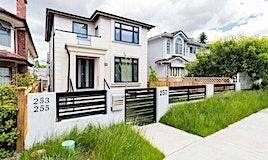257 E 38th Avenue, Vancouver, BC, V5W 1H3