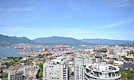 3702-689 Abbott Street, Vancouver, BC, V6B 0J2