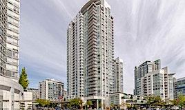 606-1199 Marinaside Crescent, Vancouver, BC, V6Z 2Y2