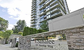 2607-651 Nootka Way, Port Moody, BC, V3H 0A1