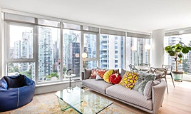 1703-1499 W Pender Street, Vancouver, BC, V6G 0A7