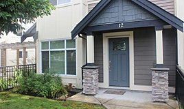 12-7028 Ash Street, Richmond, BC, V6Y 2S1