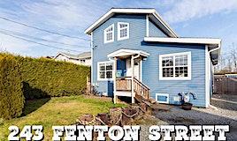243 Fenton Street, New Westminster, BC, V3M 5H8