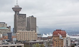 2002-188 Keefer Place, Vancouver, BC, V6B 0J1