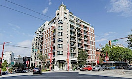 608-189 Keefer Street, Vancouver, BC