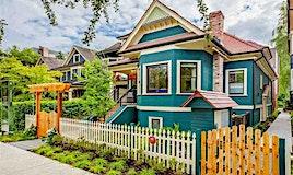 2-1150 Comox Street, Vancouver, BC, V6E 1K5