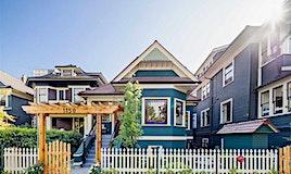 1-1150 Comox Street, Vancouver, BC, V6E 1K5
