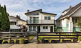 2421 Pandora Street, Vancouver, BC, V5K 1V5